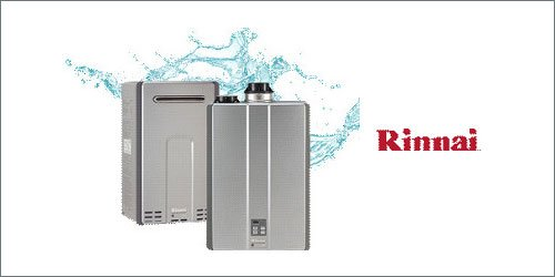 Rinnai Ultra Series Water Heaters