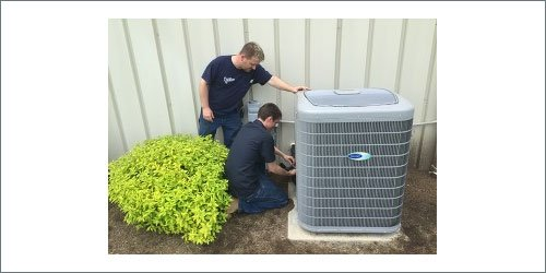 HVAC installations