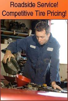 Oil Change - Blain, PA - Blain Tire & Auto Inc