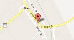 Blain Tire & Auto Inc 304 East Main Street, Blain, PA 17006
