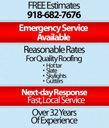 Roofer  - Muskogee, OK - Gil Miller Roofing Company, Inc.