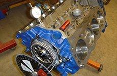 Crankshaft grinding | Beaumont, TX | Mark's Machine Shop and Engine Parts | 409-866-8200