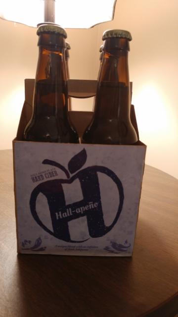 4 pack Hard Cider
