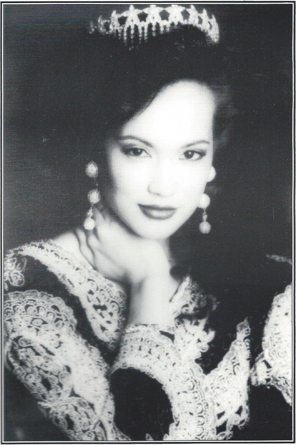 1991 Kym Digmon (Top 11 at Miss USA)