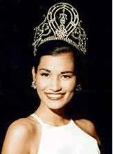 1997 Brook Lee (Miss Universe)