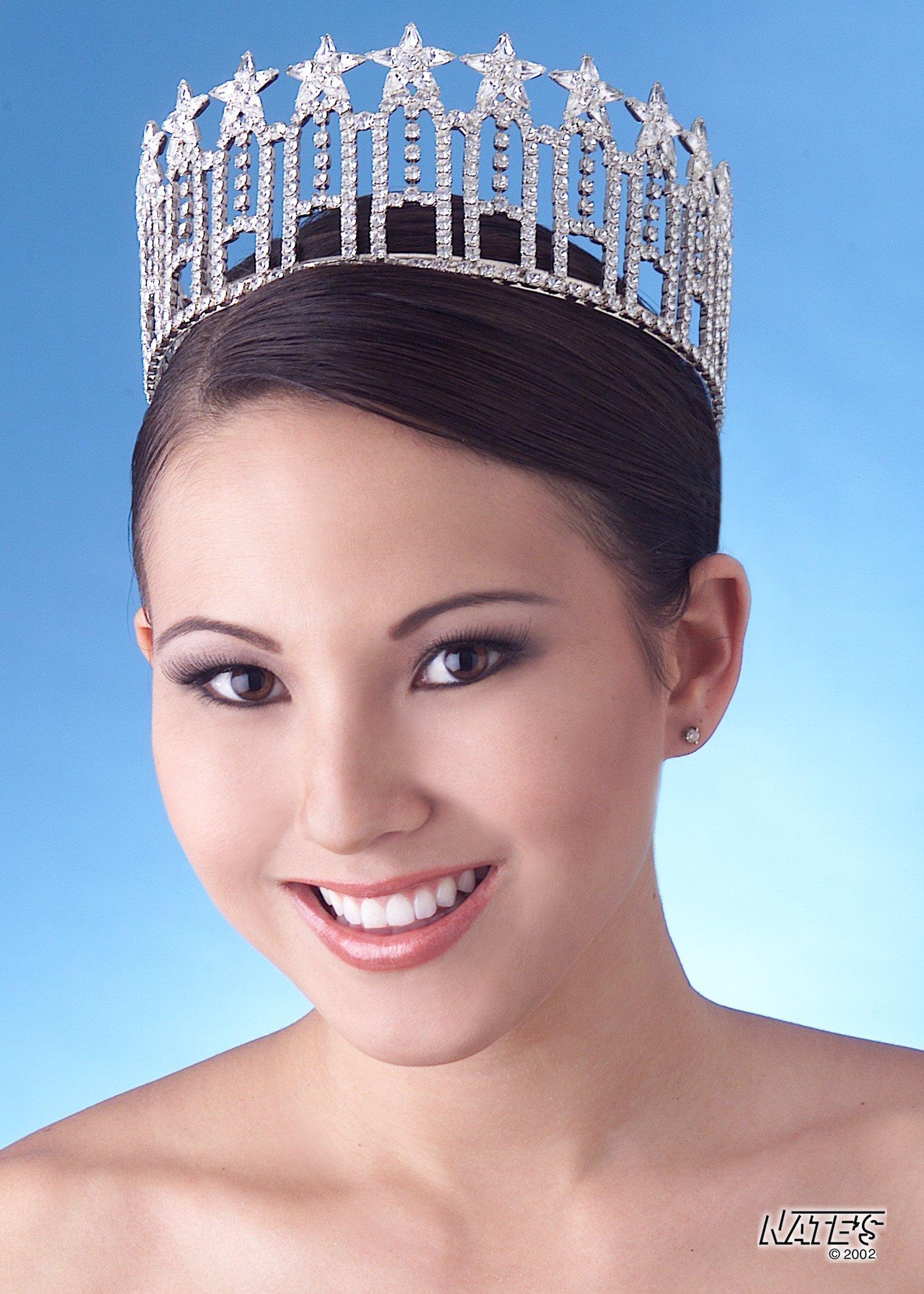 2003 Alicia Michioka (Top 10 at Miss USA)
