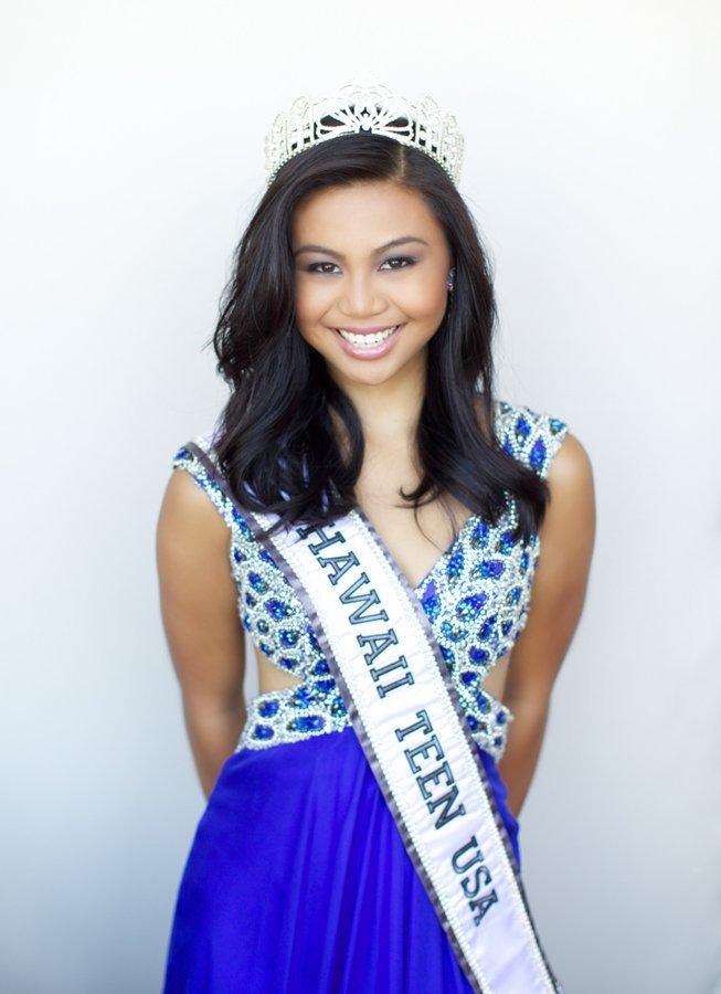 Miss Hawaii Teen Pagent - Teen - Hot Videos-2034