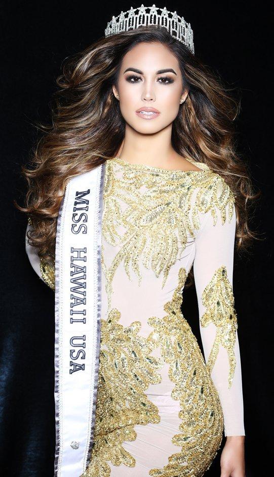 2016 Chelsea Hardin (1st Runner up Miss USA)