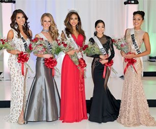 Pageant Titleholders