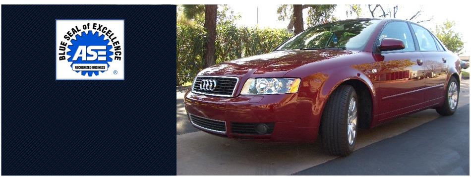 Audi maintenance