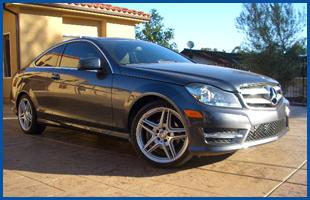 2013 Mercedes C250 Automatic 11K