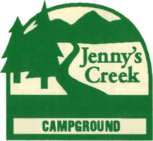 Jenny's Creek Family Campground - Logo
