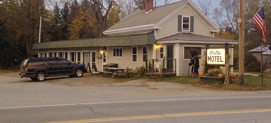 Stratton Motel Building