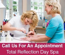 Salon - Van Wert, OH - Total Reflection Day Spa