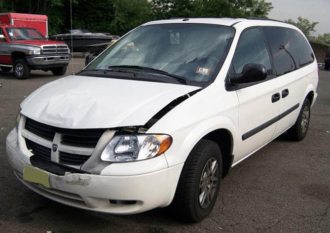 Hot Bumpers Before Dodge Caravan