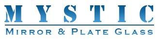 Mystic Mirror & Plate Glass - Logo