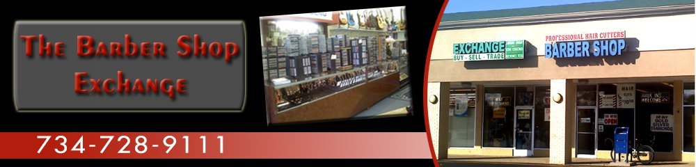 Jewelry Westland, MI ( Michigan ) - The Barber Shop Exchange