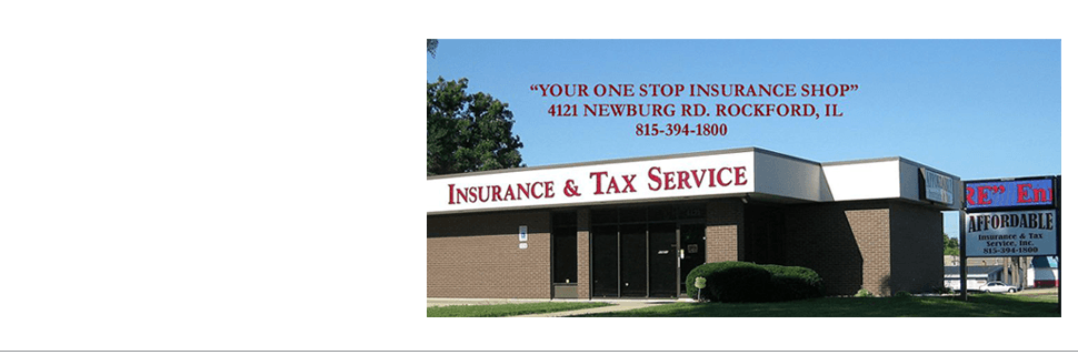 Affordable Insurance & Tax Service Inc.  Building