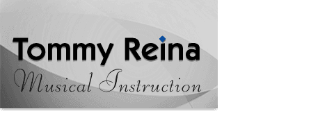 Music Lessons | Staten Island, NY | Tommy Reina Musical Instruction | 718-227-1177