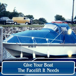 Auto Upholstery - Hudson, NY - Sausbier's Awning Shop Inc. - Give Your Boat The Facelift It Needs