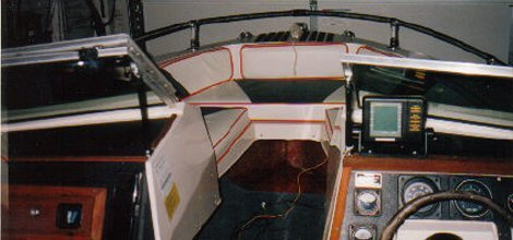marine restoration | Indian Trails, NC | Rob's Auto & Marine Interiors | 704-821-4318