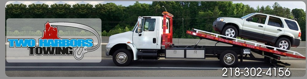 Towing Service - Two Harbors, MN - Two Harbors Towing