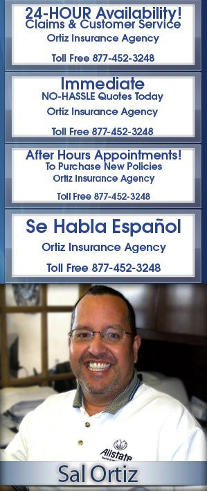 Insurance Agency - Ortiz Insurance Agency - Houston TX