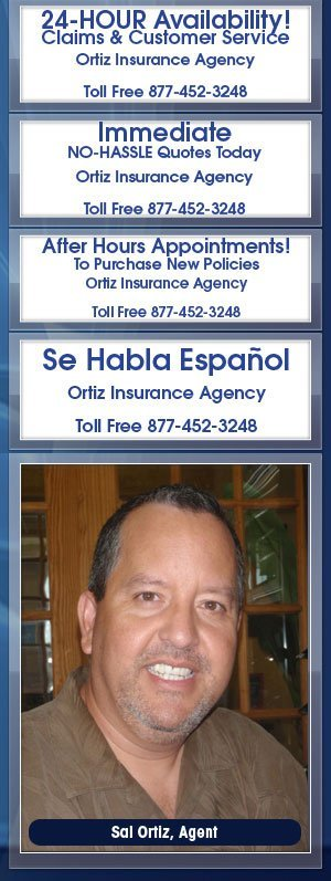 Flood Insurance - Ortiz Insurance Agency - Houston, TX