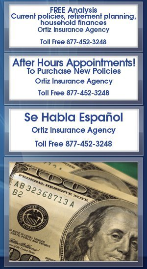 Annuities - Ortiz Insurance Agency - Houston, TX