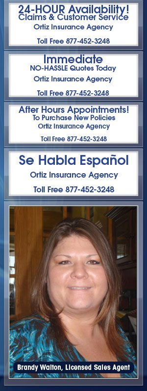 Homeowners And Renters Insurance - Ortiz Insurance Agency - Houston, TX