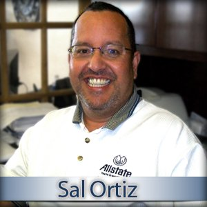 Sal Ortiz at Ortiz Insurance Agency Houston TX
