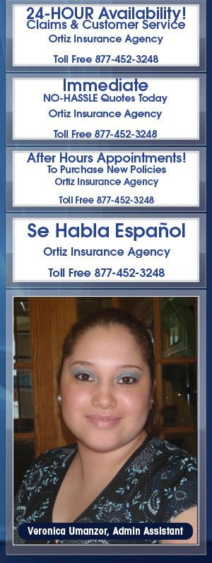 Health Insurance - Ortiz Insurance Agency - Houston, TX