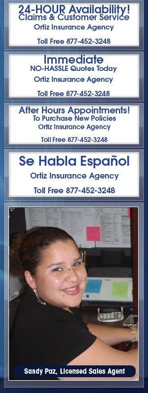 Life Insurance - Ortiz Insurance Agency - Houston, TX