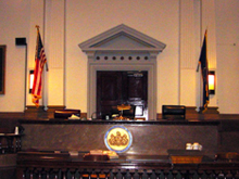 Business Law - Chester, IL - Koeneman Don P Atty - Courtroom