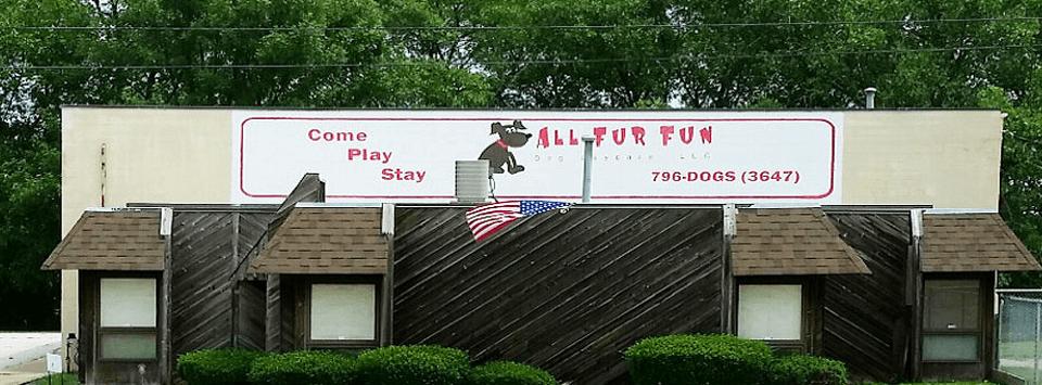 All Fur Fun Dog Daycare LLC  Building