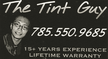 The Tint Guy - Logo