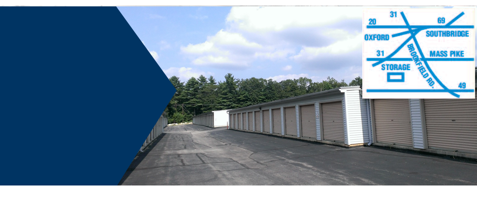 Self Storage | Charlton, MA | Storage Space | 508 248 6461