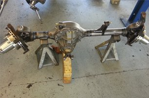 Axle Assembly | Tucson, AZ | Trail Boss Off-Road