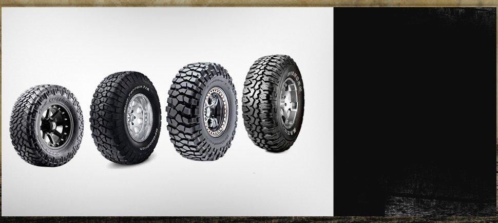 Off road tires | Tucson, AZ | Trail Boss Off-Road