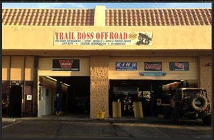 Off road parts & accessories | Tucson, AZ | Trail Boss Off-Road