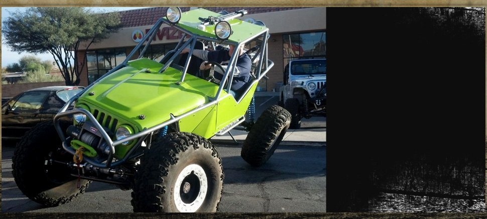Off road performance parts | Tucson, AZ | Trail Boss Off-Road