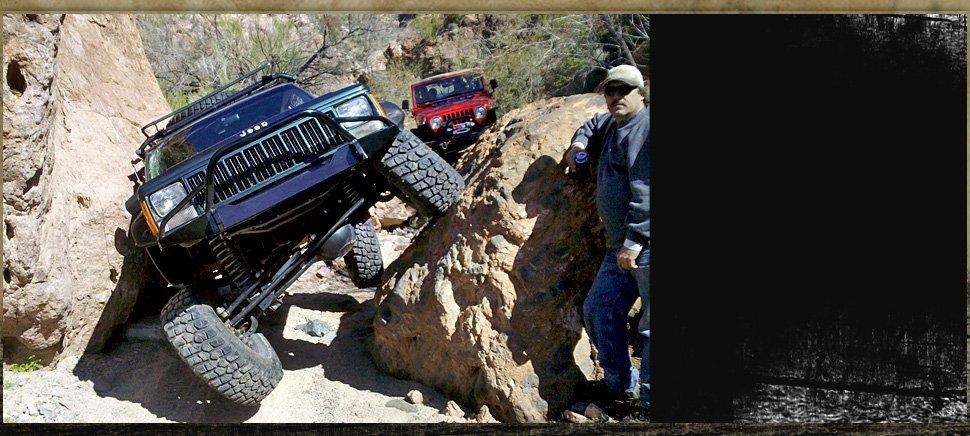 Off road parts   Tucson, AZ   Trail Boss Off-Road