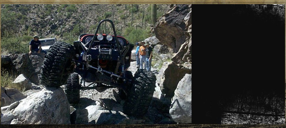 4 link suspension | Tucson, AZ | Trail Boss Off-Road