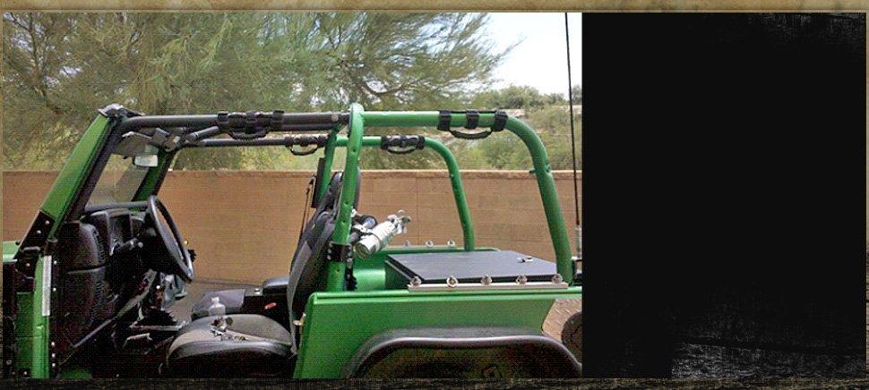 Jeep accessories | Tucson, AZ | Trail Boss Off-Road