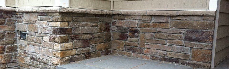 residential stone work