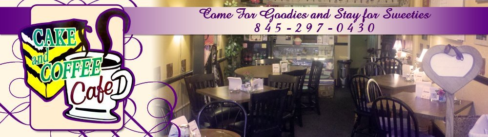 Breakfast and Lunch Served - Wappingers Falls, NY - Cake and Coffee Cafe