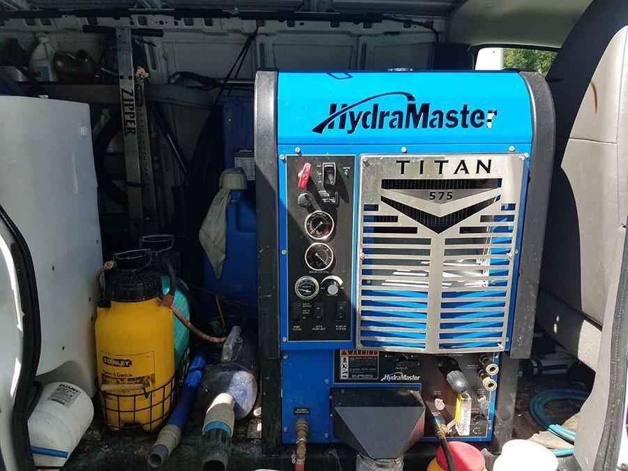 power washer machine