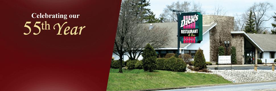 Banquet hosting | Saint John, IN | Dick's Restaurant | 219-365-5041