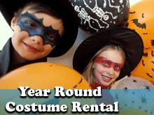 Costume Rental - Lincoln, NE - Fringe and Tassel Costumes