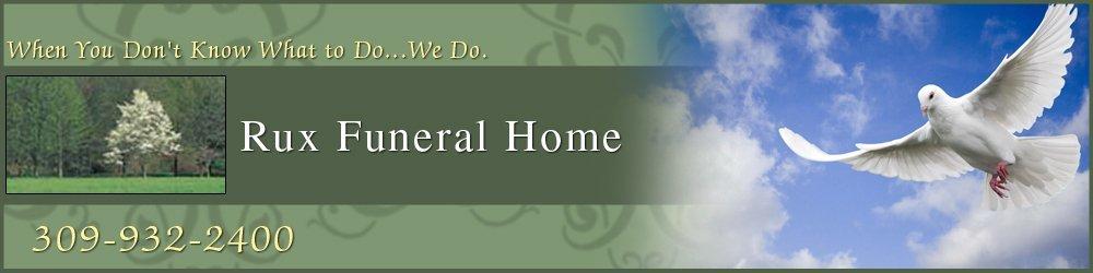 Funeral Home - Galva, IL - Rux Funeral Home